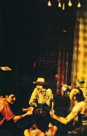 As Pablo Gonzales in A Streetcar Named Desire
